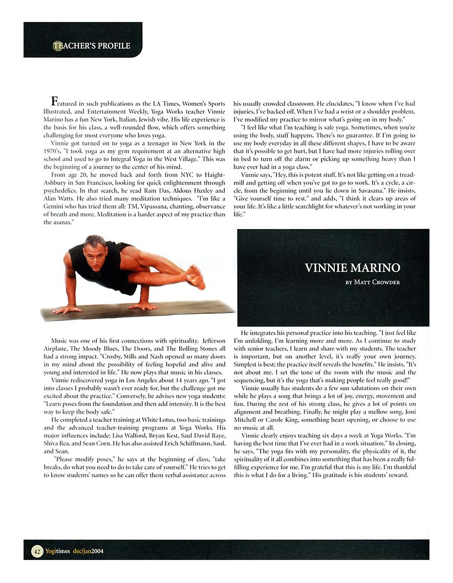 yogi-times-press